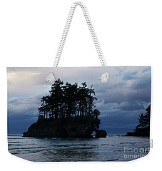 Salt Creek At Sunset Weekender Tote Bag
