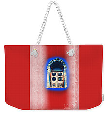 Salt Lake Temple Doors 1 Weekender Tote Bag