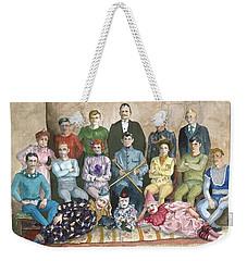 Saltimbanques Weekender Tote Bag
