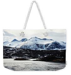 Saltstraumen Weekender Tote Bag by Tamara Sushko