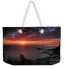 Saltwick Bay Sunrise  Weekender Tote Bag