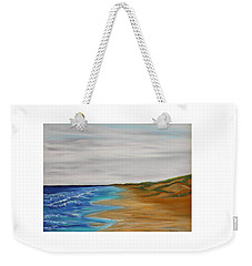 Salty Morning Weekender Tote Bag
