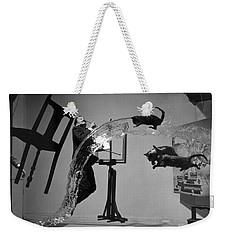 Salvador Dali 1904-1989 Weekender Tote Bag
