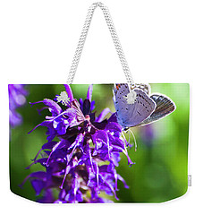 Salvia's Small Visitor Weekender Tote Bag
