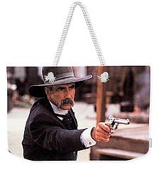 Sam Elliot As Virgil Earp Mescal Arizona Tombstone Film 1993 Weekender Tote Bag