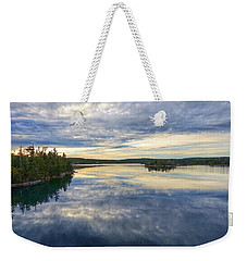 Sambro Basin I Nova Scotia Weekender Tote Bag