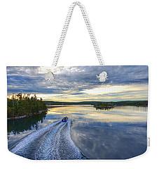 Sambro Basin II Nova Scotia Weekender Tote Bag