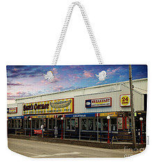 Sams Corner Garden City Sc Weekender Tote Bag