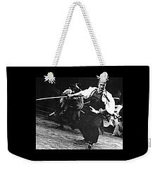 Samurai Band Of Assassins Weekender Tote Bag