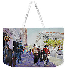 San Antonio Cowboys Weekender Tote Bag