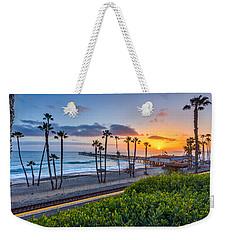 San Clemente Weekender Tote Bag