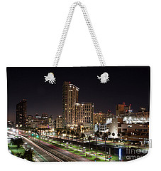 San Diego Cityscape Weekender Tote Bag