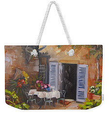 San Donato Village Italy Weekender Tote Bag