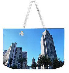 San Francisco Embarcadero Center Weekender Tote Bag