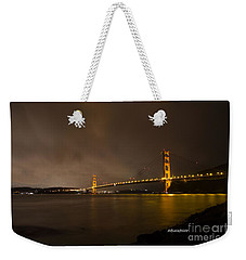 San Francisco- February Weekender Tote Bag