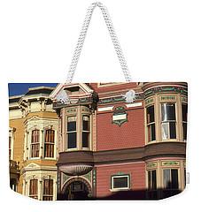 San Francisco Haight Ashbury - Photo Art Weekender Tote Bag