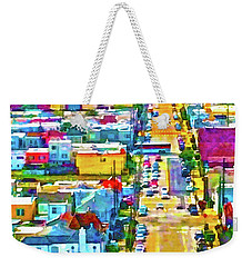 San Francisco Quintara View Weekender Tote Bag