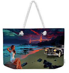 San Francisco Sunrise Weekender Tote Bag
