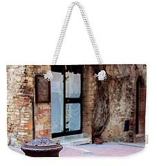 San Gimignano Weekender Tote Bag