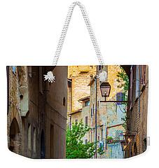 San Gimignano Archway Weekender Tote Bag