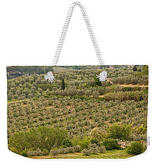 San Gimignano II Weekender Tote Bag