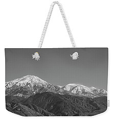 San Gorgonio Mountain-1 2016 Weekender Tote Bag