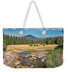 San Joaquin River Scene Weekender Tote Bag