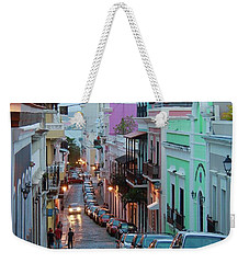 San Juan Evening Glow Weekender Tote Bag