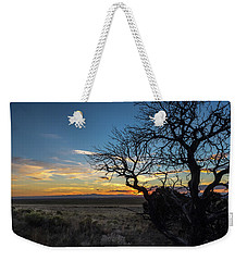 San Luis Valley Sunset - Colorado Weekender Tote Bag