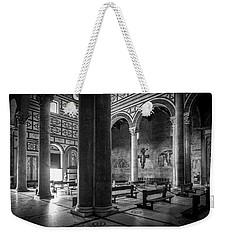 San Miniato Al Monte Weekender Tote Bag