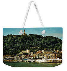San Sebastian Spain Weekender Tote Bag