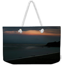 San Simeon Sunset 002 Weekender Tote Bag