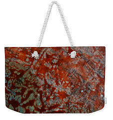 Sand And Sea II Weekender Tote Bag