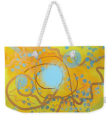 Sand And Water Weekender Tote Bag