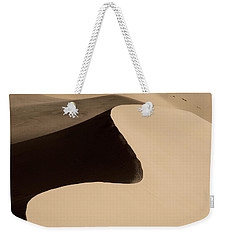 Sand Weekender Tote Bag by Chad Dutson