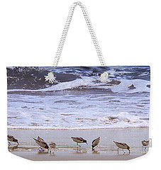Sand Dancers Weekender Tote Bag by Steven Sparks