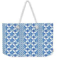 Sand Dollar Delight Pattern 2 Weekender Tote Bag
