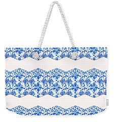 Sand Dollar Delight Pattern 4 Weekender Tote Bag