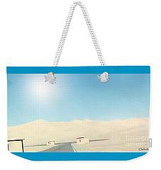 Sand Dune Surreal Weekender Tote Bag