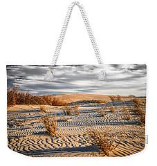 Sand Dune Wind Carvings Weekender Tote Bag