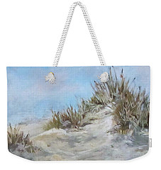 Sand Dunes And Salty Air Weekender Tote Bag by Barbara O'Toole