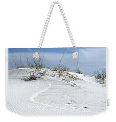 Weekender Tote Bag featuring the photograph Sand Dunes Dream 2 by Marie Hicks