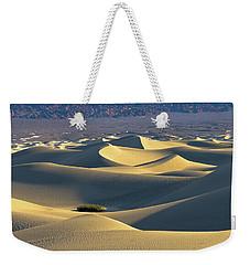 Sand Dunes Sunrise Weekender Tote Bag