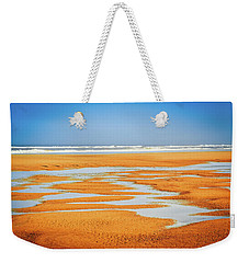 Sand Patterns No.2 Weekender Tote Bag
