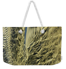 Sand Sculpture Weekender Tote Bag