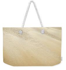 Sand Texture Weekender Tote Bag
