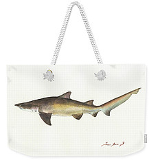 Sand Tiger Shark Weekender Tote Bag