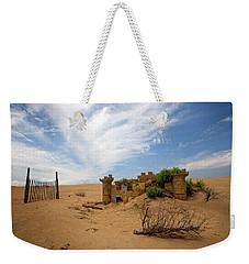 Sandcastle Weekender Tote Bag