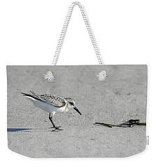 Sanderling Weekender Tote Bag