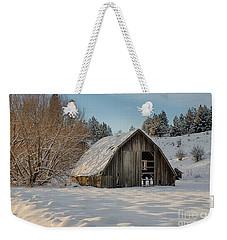 Sanders Barn Weekender Tote Bag
